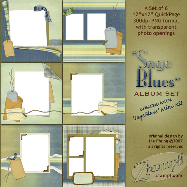 Sage Blues Album