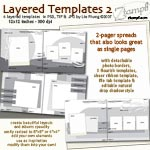 Layered Templates Pak2