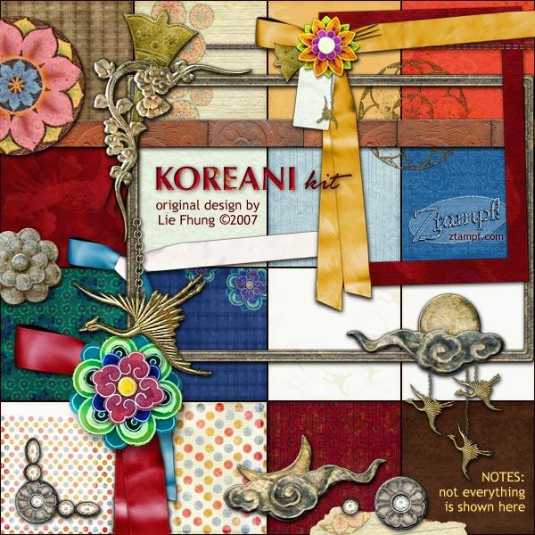 KOREANI Kit