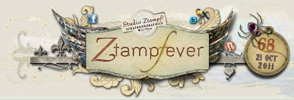 Ztampfever No.68 has been sent out! Check your mailbox, subscribers!