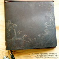 On Leather (Front Cover)