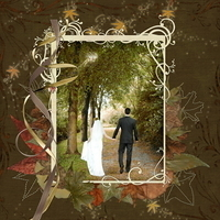 Wedding in Fall