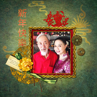 Papa's Last Chinese New Year Celebration