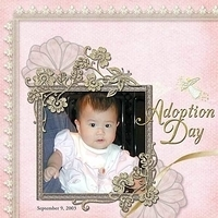 Adoption Day September 9, 2003