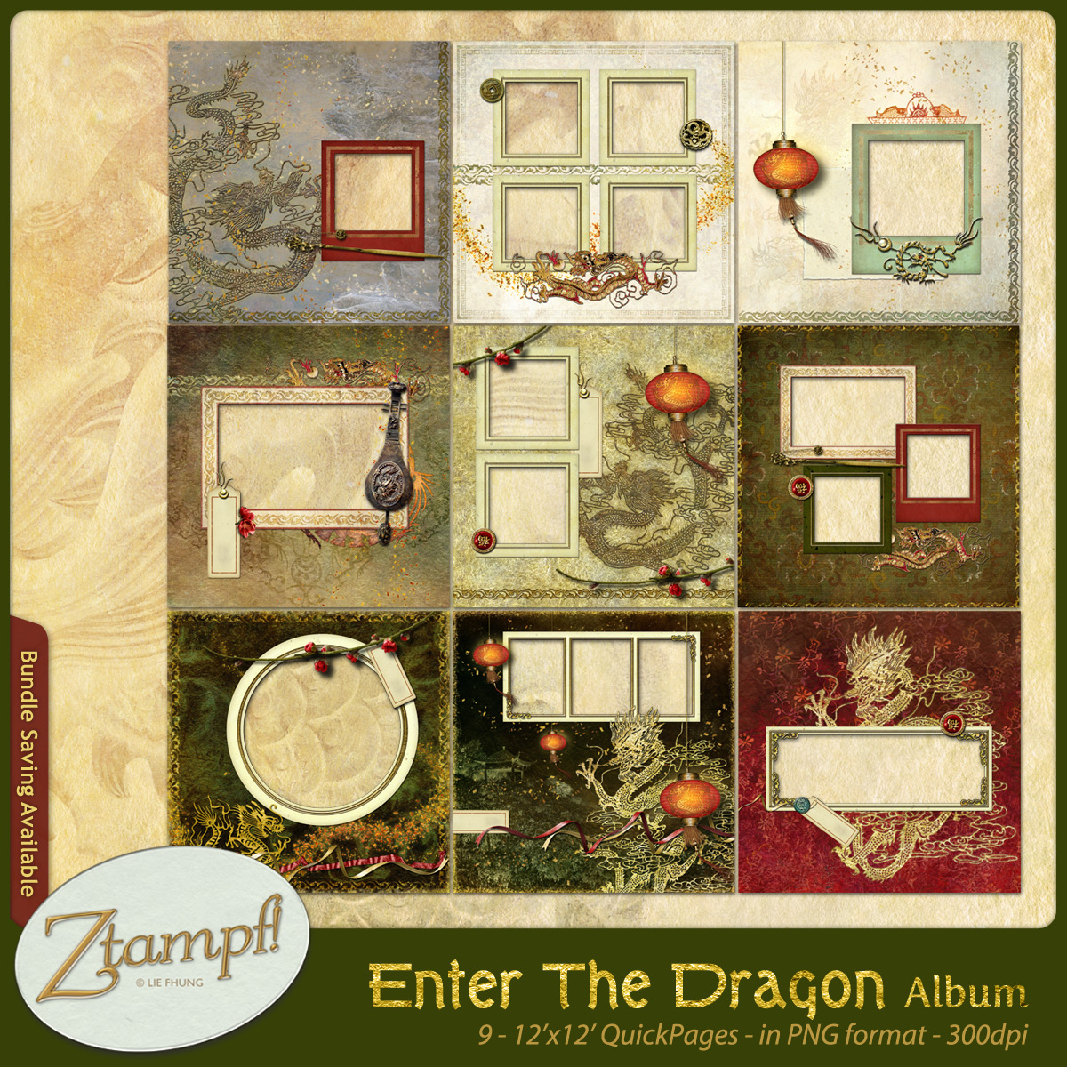 Enter The Dragon Package Saving - Click Image to Close
