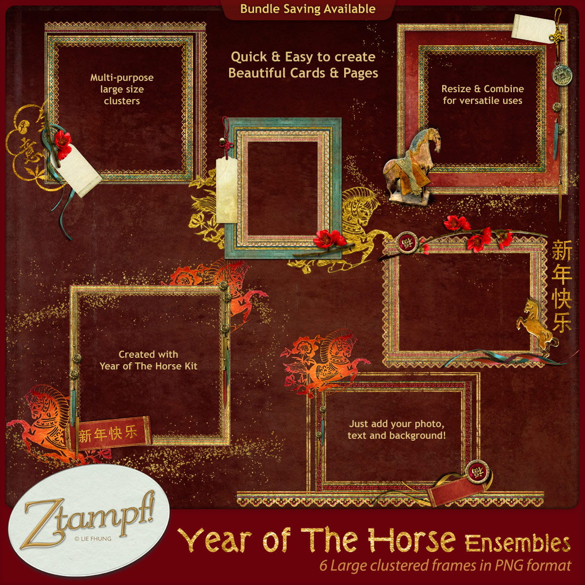 Year Of The Horse Package Saving - Click Image to Close