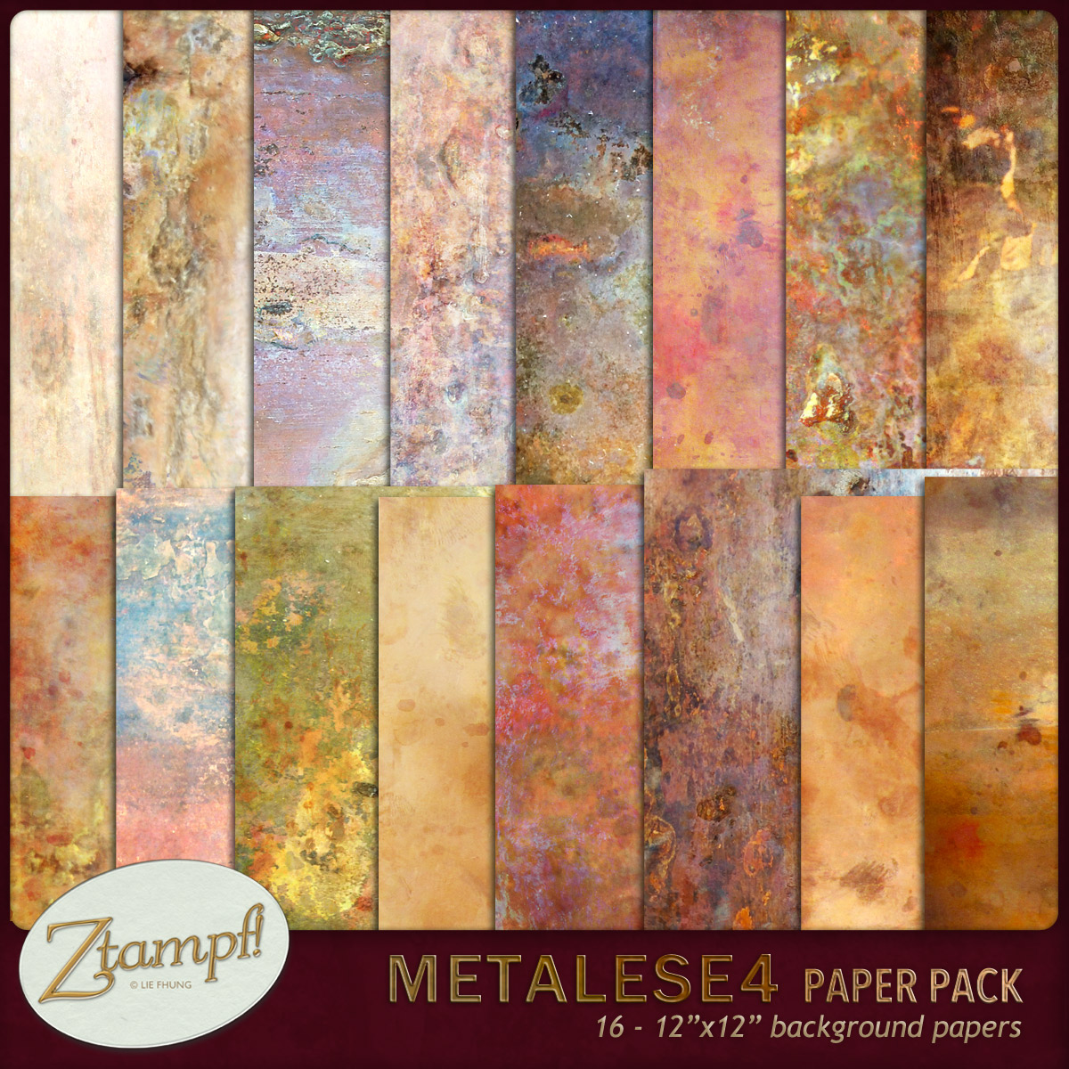 Metalese Four Backgrounds Metalese Four Backgrounds [Backgrounds