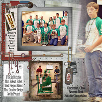 Robotics Team Champs